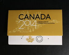 Canada 2014 - Uncirculated Mint Set
