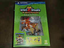 Invizimals The Resistance Special Collectors Edition  Sony PS  Vita  NEW SEALED