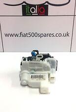 Genuine fiat 500 drivers side door lock mechanism motor  51827595