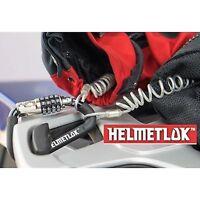 HELMETLOK MkII & Cable Fits around up to 1 1/2' Handle Bars HELMET LOCK