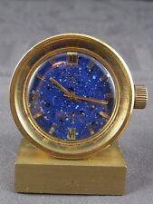 BELLA Antico orologio da tavolo in ottone