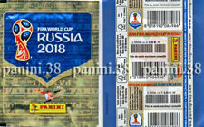 """Pochette FRENCH VERTICAL BACK """"WC RUSSIA 2018"""" bustina, packet, tüte PANINI"""