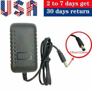 18V  AC/DC 0.8A-1A 800mA-1000mA Adapter Charger Power Supply PSU 5.5*2.5mm