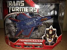 Transformers Voyager Class Thundercracker New G1 Deco Movie