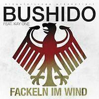 Fackeln im Wind von Bushido feat. Kay One   CD   Zustand gut