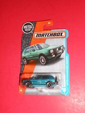 MATCHBOX '90 VOLKSWAGEN GOLF COUNTRY MBX ADVENTURE CITY 4/125 SHIPS FREE