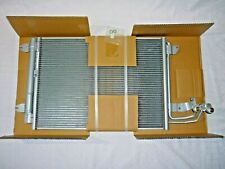 Klimakondensator Kondensator NISSENS 94684 Dichtringe Audi Seat Skoda VW Neu