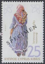 Specimen, Cyprus Sc851 Traditional Costume, Female, Mountain-Pitsillia
