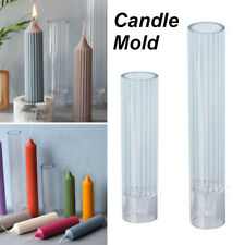 Diy Long Pole Candle Making Mould Handmade Soap Molds Clay Making Craft Tools
