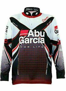 Abu Garcia New Design Pro Tournament Jersey Shirt Choose Yr Size Free USA Ship'g