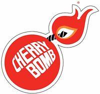 Cherry Bomb Racing Hot Rod Racing Vinyl Sticker 4 Stickers