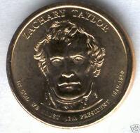 U.S.A. 1 Dolar Zachary Taylor 2009 P @ PRESIDENTE Nº 12 @