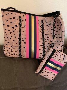 Neoprene Large Tote Bag