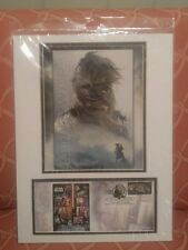 US Post Office Star Wars 30th Anniversary Poster 1st Day Issue May 25 2007