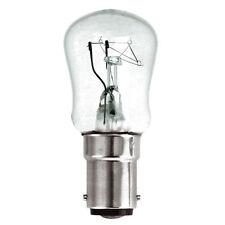 1 X Sbc B15 de Marque 15w Appareil/Réfrigérateur/Machine à Coudre Ampoules /