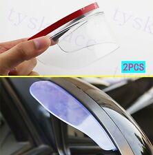Auto Accessories Clear Rearview Mirror Visor Shield Rain Water Rainproof Cover
