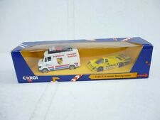 VINTAGE CORGI - C48/1 KREMER RACING TEAM PORSCHE SET New OVP