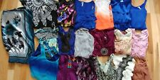 Large Lot 19 Dressy Lacy Shirts Blouses Tank Tops Maurices Kohls Small