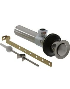 NEW - Delta RP26533SS Drain Assembly with Lift Rod - Stainless - FREE SHIPPING