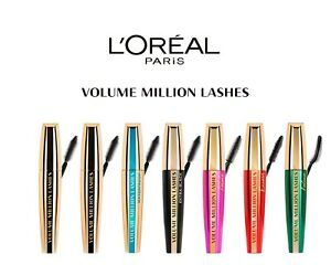 L'Oreal Volume Million Lashes Mascara - Choose Yours Shade - FREE POST (NEW)