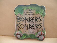 Westgate Bonkers Conkers Ale Beer Pump Clip face Bar Collectible 7