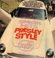 Various Rock n Roll(Vinyl LP)Smash Hits Presley Style-EMI-MFP 1419-UK-1-VG-/VG