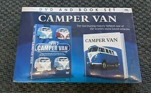 Camper Van DVD & The Little Book of Campervan Gift Set