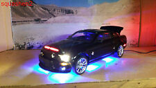Shelby gt500 Knight Rider 1:18 2008 avec éclairage