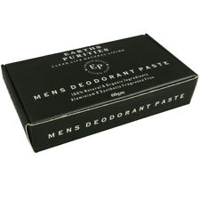 Earths Purities 100%25 Natural Deodorant Paste 60g - Mens & Ladies