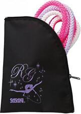Sasaki Rhythmic Gymnastics Rg Girl Rope Case Black × Lilac Ac-54 Japan
