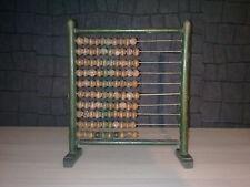 Vintage old wooden abacus