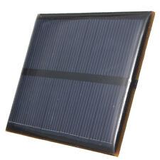 5.5V 0.66W Pannello Solare Fotovoltaico Solar Panels 120mA per Cellulari Pompa