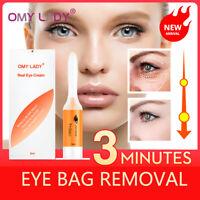5ML Magic Eye Cream 3 Minutes Instant  Remove Eyebags Firming Eye Anti Puffiness