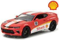 2017 Chevy Camaro SS Shell Oil 1:24 Scale Greenlight 18239
