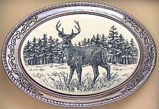 Belt Buckle Western Barlow Photo Reproduction Art Deer Standing 592605 n