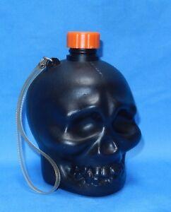 Vintage Halloween Skull Drinking Bottle
