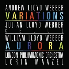 Andrew & William Lloyd Webber: Variations / Aurora [Audio CD] Lloyd Webber, Will