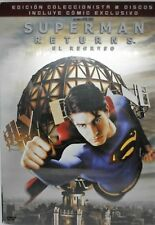 SUPERMAN Returns. DVD Edi. Especial