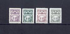 1929 Latvia, Latvija, Lettonia, Latvian stamps, Lettland briefmarken, Mi. 149/52