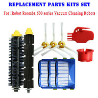 Replacement Parts Kit for Irobot Roomba 600 610 620 650 Series Vacuum Cleaner