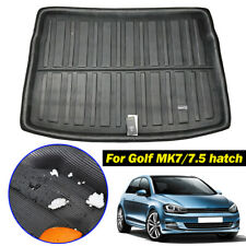 Tailored Boot Tray Liner Cargo Trunk Mat For VW Golf/GTI/R 7 MK7 Hatchback 13-18