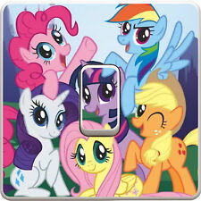 My Little Pony Light Switch Vinyl Sticker Decal for Kids Bedroom #403