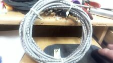 9ft Heavy Duty Western Electric /AIW 10ga SPEAKER WIRE stranded cloth PAIR