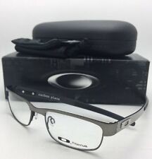 bb28998c08 Authentic Oakley Carbon Plate Ox5079-0253 Light 53mm Eyeglasses