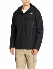 The North Face Torendo Insulated Men's Waterproof Jacket, Black, XL RRP £200