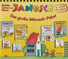 JANOSCH - Das große Mitmach-Paket