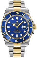Rolex Submariner Date Blue Men's Watch - 116613LB