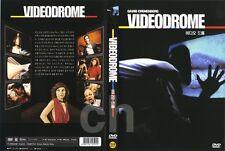 VIDEODROME (1983) - James Woods, Sonja Smits, Deborah Harry  DVD NEW