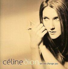 NEW - On Ne Change Pas by Dion, Celine