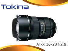New Tokina AT-X 16-28 F2.8 PRO FX 16-28mm f/2.8 for Nikon
